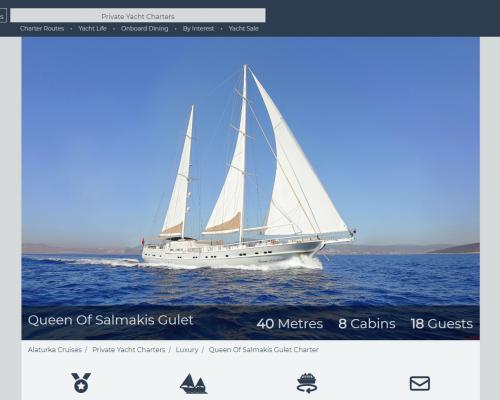 Freelance copywriter for boat descriptions